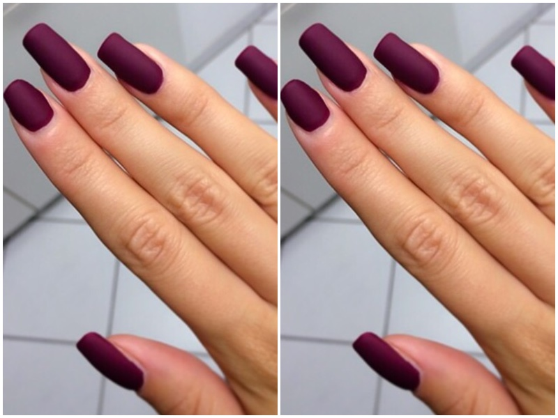 matte nail polish tips with dunni how to make your own matte nail 30810