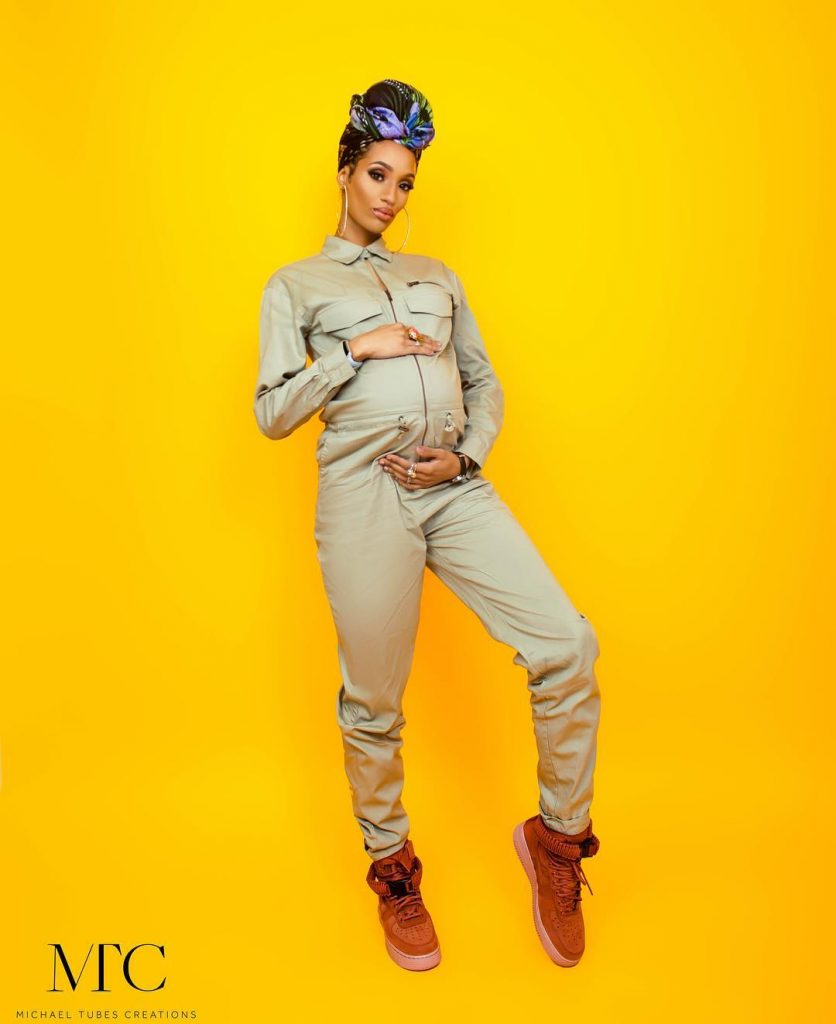 AphroDija Confirms Pregnancy & Announces Delivery Of A Baby Girl