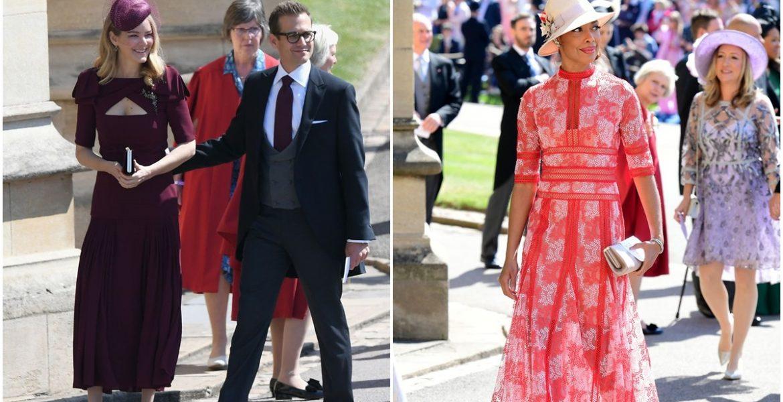 Royalwedding Suits Cast Members Gabriel Macht Sarah Rafferty